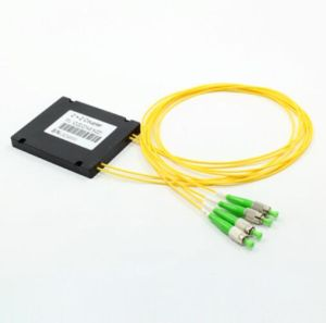 2*2 Fiber Optic PLC Coupler with ABS Cassette pictures & photos