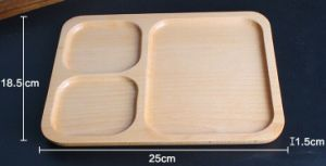 Rectangle Wooden Bar Serving Food Tray with Made in China pictures & photos