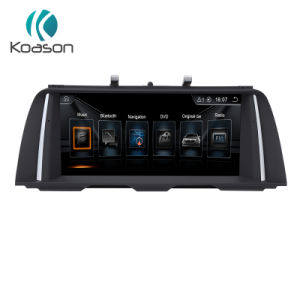 Android 8.1 Car Multimedia Player GPS Navigation for BMW F10 Nbt