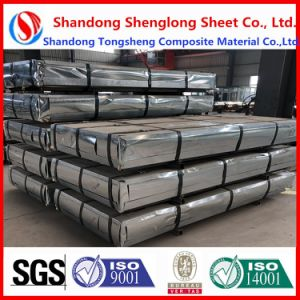 Z180g Cheap Ethiopia SGS Reguler Spangle Galvanized Corrugated Roofing Sheet
