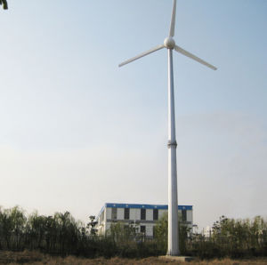 Wind Diesel Hybrid Power Generator for Telecom Site