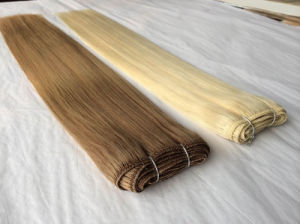Hair Weft Weaving Extensions Brazilian Hair 100% Human Hair
