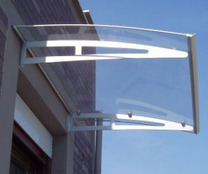 Chain Store Supplier/ Betterlife Door Canopy/ Awnings Factory/ Awnings  Manufacturer/Polycarbonate Canopy