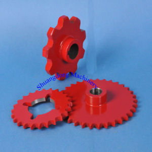 High Quality Agricultural Sprockets with Spray Paint