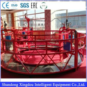 Suspended Platform for Exterior Construction of High Rise Building pictures & photos