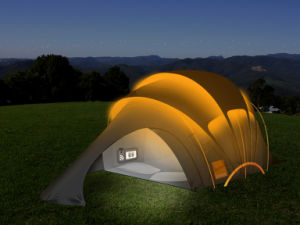 2017 New Design OEM Inflatable Camping Tent pictures & photos