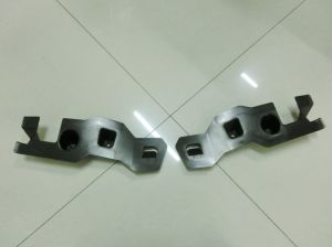 Injection Moulded Automotive Interior of Front Bumper Hdlp R/L