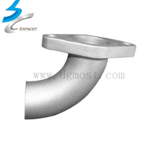 Stainless Steel Precision Casting Hardware Auto Machinery Pipeline Parts pictures & photos