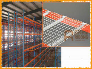 Wire Decking Pallet Shelving