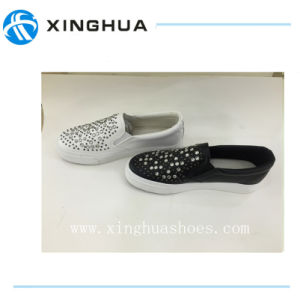 Fashion Casual Shoes with Drill for Supplier pictures & photos