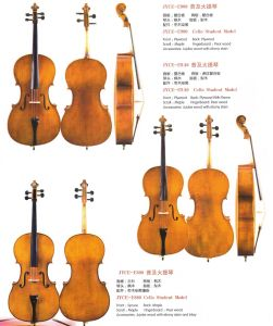 Cello Student Model (CE-E900, E9A0, E800)