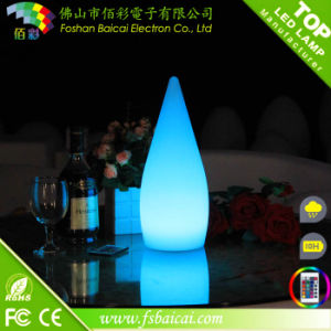LED Hotel Bedside Lamp with Remote Control