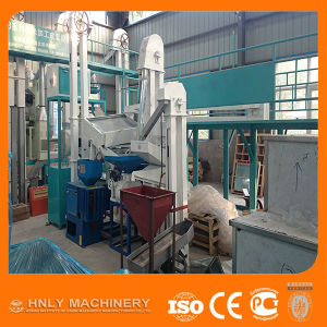 Automatic All-Purpose Maize Flour Milling Machine pictures & photos