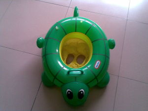 Inflatable Baby Seat for Various Shape