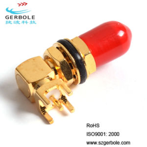 High Performance PCB SMA Right Angle Connector