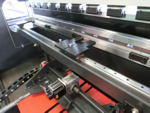 CNC Hydraulic Press Brake (125t*3200) Da52s with ISO9001 Ce Certification pictures & photos