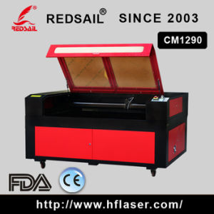 Laser Cutting & Engraving Machine with Optical Honeycomb Worktable (CM1290)