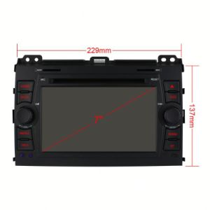 Touch Screen Car Audio for Toyota Land Cruiser Android Car DVD GPS Toyota Land Cruiser Android Car DVD pictures & photos