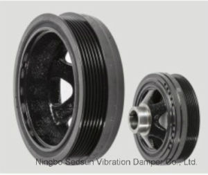 Crankshaft Pulley / Torsional Vibration Damper for Mercedes-Benz 2720300903 pictures & photos