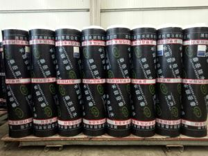 Sbs Polymer Modified Bitumen Waterproof Material