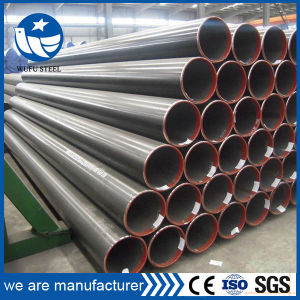 Internal Epoxy Coated API 5L ERW Carbon Steel Pipe pictures & photos