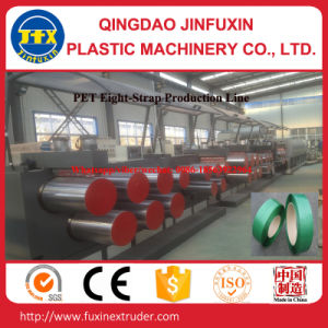 Pet Plastic Packing Strap Machinery pictures & photos