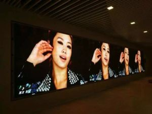 Indoor P4mm Video Wall LED pictures & photos