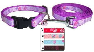 Christmas Gifts Pet Products of Dog Collar and Leash (JCLC-205)