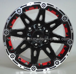 Color SUV Alloy Wheel (HL281) pictures & photos
