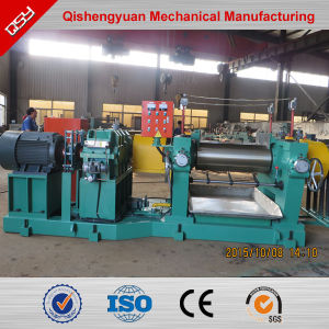 Xk-610 Two Roll Open Rubber Mixing Mill for Rubber pictures & photos