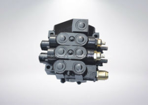 Hydraulic Sectional Directional Control Valve Manufacture Safety Valve Tractor