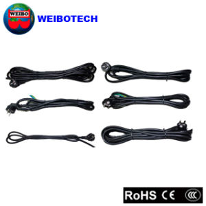 Cabinet and Rack PDU Input Power Cord