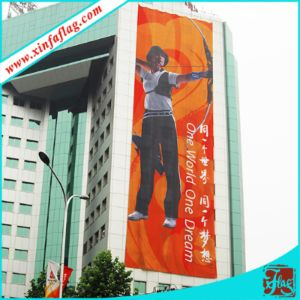 Display Banners for Olympic Games, Mesh Fabric Banners
