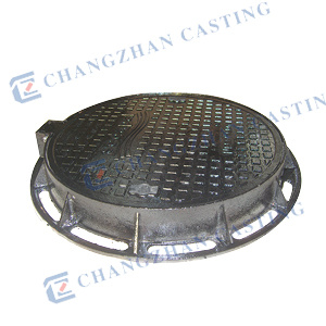 Double Seals Manhole Cover En124