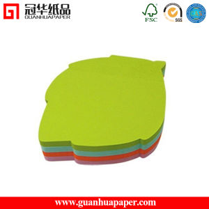 Office Custom Leaf Shaped Sticky Notes pictures & photos