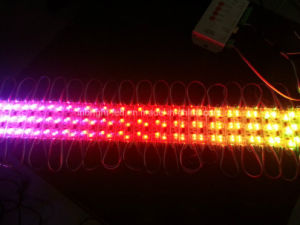 Waterproof RGB SMD 5050 LED Pixel Module for Advertising pictures & photos