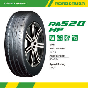 Factory Supply High Quality Roadcruza Brand Car Tire with DOT ECE pictures & photos