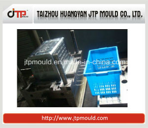 Fruit Used Plastic Injection Crate Mould pictures & photos