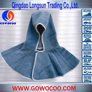 Comfortable Split Leather Welding Clothing