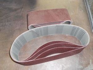 Anxin Sanding Belts with Good Performance pictures & photos