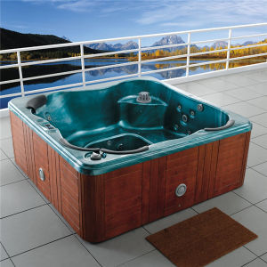 Monalisa Smooth Comfortable Surf Jets SPA Hot Tub (M-3317) pictures & photos