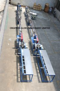 Low Energy Consumption PMMA Rod Plastic Extrusion Production Machinery pictures & photos