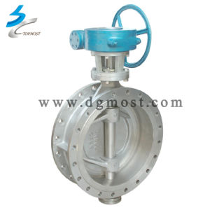 Stainless Steel Wafer Butterfly Valve with Precision Casting pictures & photos