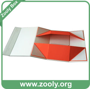 Quality Foldable Paper Packaging Storage Gift Box pictures & photos