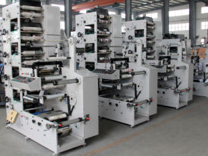 Fp-320 Series Label Flexo Printing Machines pictures & photos