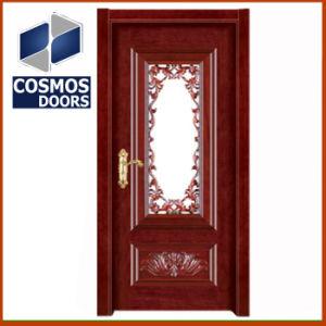 Nice Wooden Glass Door (YY G110)