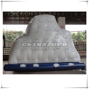 New Design Inflatable Iceberg Water Games From Guangzhou Factory