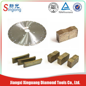 Diamond Segment for Granite & Marble Cutting Tool pictures & photos