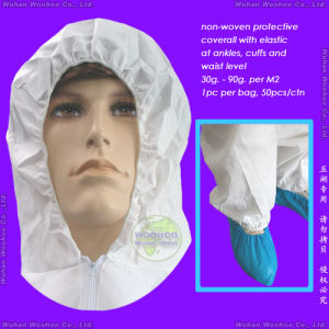 Disposable Medical Coverall pictures & photos