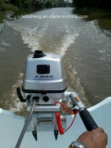 Sail 2.5HP~40HP Outboard Motor (Since 2003) pictures & photos